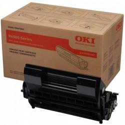 Toner noir Oki pour imprimante B6500...