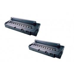 Pack éco de 2 Toners Génériques pour Samsung SCX 4016/4216F...ML 1710