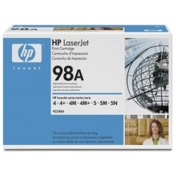 Toner HP pour LaserJet 4(M)(+)/5(M)(N) (98A)
