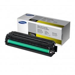 Toner jaune Samsung pour CLP 415... (SU502A)