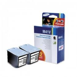 Pack de 2 Cartouches Samsung pour SF370 / SF375TP ... (INK-M41V)