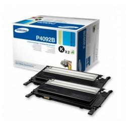 Pack de 2 Toners noirs Samsung pour clp 310 / CLP 315 / CLX 3170... (SU391A)