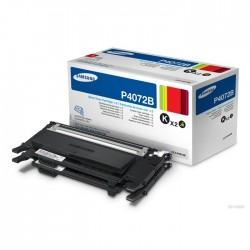 Pack de 2 toners noirs Samsung pour CLP320 / 325 / CLX3185 (SU381A)