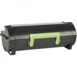 Toner très haute capacité générique pour Lexmark MS610 / MS510 ... (502X)
