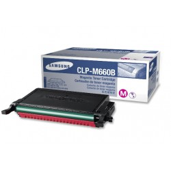Toner magenta Samsung pour CLP-610ND / 660D / 660ND haute capacité (ST924A)