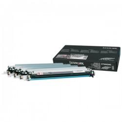 Pack de 4 photoconducteur Lexmark pour C734 / C736 / X734 / X736 / X738