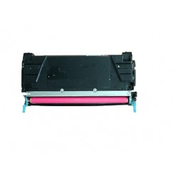 Toner magenta générique pour Lexmak X746de / X748