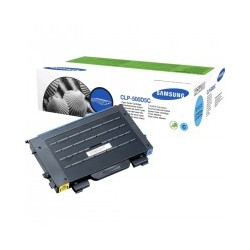 Toner Laser Samsung CLP500D5C Cyan