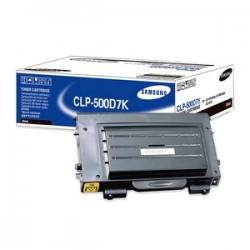Toner Laser Samsung CLP500D7BK Noir