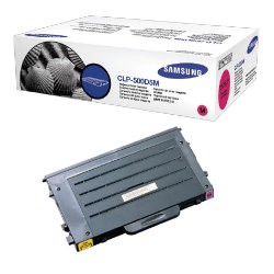 Toner Laser Samsung CLP500D5M Magenta