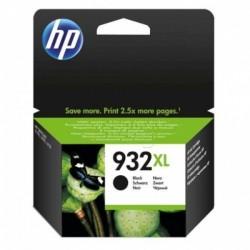 Cartouche noire HP pour officejet pro 6100 / 6600 / 6700 (N°932XL)