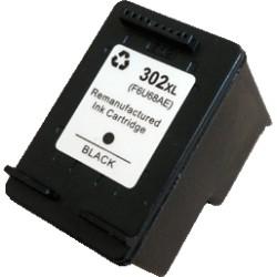 Cartouche d'encre Générique Noir pour HP officejet 3830 (N°302XL)