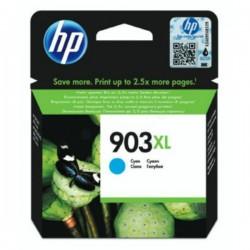 Cartouche jet d'encre Cyan Haute capacité HP pour Office Jet Pro 6960 / 6970 ....(N°903XL)