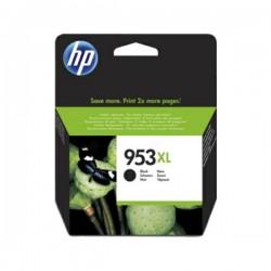 Cartouche jet d'encre Noir Haute capacité HP pour Office Jet Pro 8210/ 8720/ 8740 ... (N°953XL)