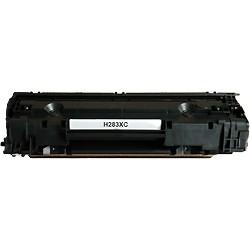 Toner générique haute capacité pour HP LaserJet Pro MFP M125 / M126 ... (83A)