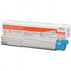 Toner magenta Oki haute capacité pour multifonction C3520MFP / C3530MFP / MC360MFP (43459370)