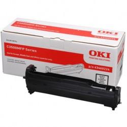 Tambour noir Oki pour multifonction C3520MFP / C3530MFP / MC360MFP