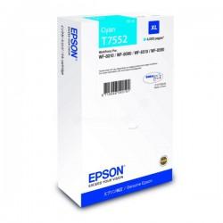 Cartouche d'encre cyan XL pour Epson WorkForce Pro WF-8010DW/ 8090DW .....