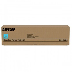 Toner cyan Develop pour Ineo +220 + 280 (TN-216C)