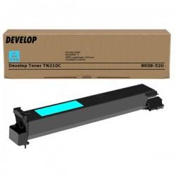 Toner Develop TN-210 Cyan (8938520) (8938-520) pour Inéo+250 / Inéo+250P