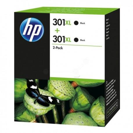 Cartouche couleur HP pour deskjet 1050 / 2050 / 3050 ... (N°301XL)