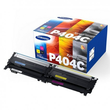 multiPack 4 Toner N, C, M, Y Samsung pour Xpress SL C430 / SL C480....