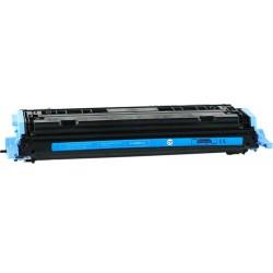 Toner cyan générique pour HP Color LaserJet 2600n (124A)
