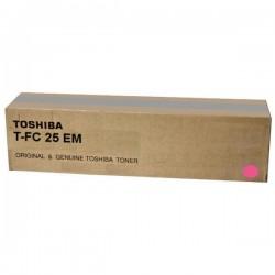 Toner magenta Toshiba pour e-studio 2040C / 2540C / 3040C / 3540C / 4540C (6AJ00000078) (T-FC25EM)