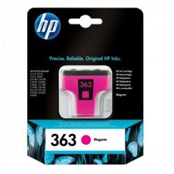 Cartouche magenta HP pour photosmart 3110 ... (N°363)