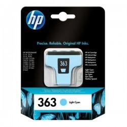 Cartouche cyan clair HP pour photosmart 3110 ... (N°363)