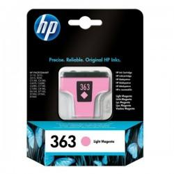 Cartouche magenta clair HP pour photosmart 3110 ... (N°363)