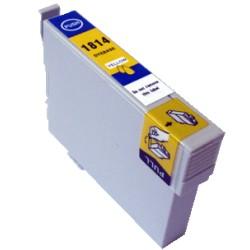 Cartouche jaune générique haute capacité pour EPSON Expression Home XP-205 / XP-30 ... (N°18XL)