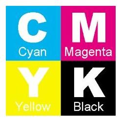 PACK de 4 Toner (Tricolore + noir) pour Samsung SL-C2670FW / SL-C2620DW