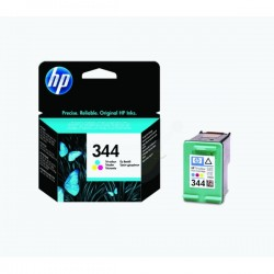 Cartouche couleur HP Grande Capacité pour Deskjet 5740 ...  (N°134/N°344)