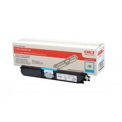 Toner cyan Oki Haute capacité pour C110 / C130 / MC160n
