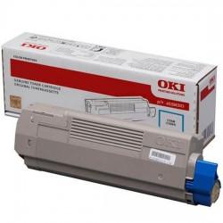 Toner cyan Oki pour MC 760 / MC 770