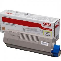 Toner jaune Oki pour MC 760 / MC 770