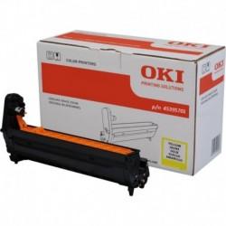 Tambour jaune Oki pour MC 760 / MC 770 ...