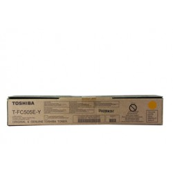 Toner jaune Toshiba pour e-studio 2505AC/ 3005AC/ 3505AC ...(T-FC505EY)