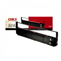 Ruban nylon noir matricielle Oki pour ML393/ 395