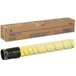 Toner jaune Konica Minolta pour Bizhub C220 / C280 (TN-216Y)