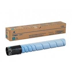 Toner cyan Konica Minolta pour Bizhub C220 / C280 (TN-216C)