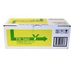 Toner jaune Kyocera Mita pour FSC5300DN/ ECOSYS P6030CDN  (TK-560Y) (1T02HNAEU0)