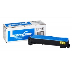 Toner cyan Kyocera Mita pour FSC5300DN/ ECOSYS P6030CDN  (TK-560C) (1T02HNCEU0)