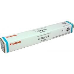 Toner cyan Canon pour IRC 2020 / 2030 (C-EXV34C)