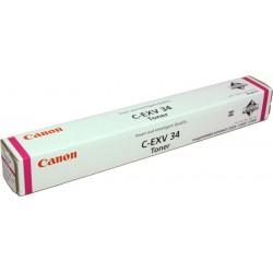 Toner magenta Canon pour IRC 2020 / 2030 (C-EXV34M)