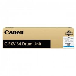 Tambour cyan Canon pour IRC 2020 / 2030...(C-EXV34C)