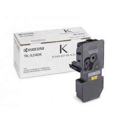 Cartouche Toner noir Kyocera Mita pour Ecosys M5526cdn/ M5526cdw (TK-5240K)