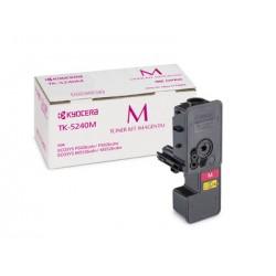 Cartouche Toner Magenta Kyocera Mita pour Ecosys M5526cdn/ M5526cdw (TK-5240M)