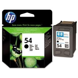 Cartouche d'encre noir HP pour Deskjet F4180 AIO (N°54)